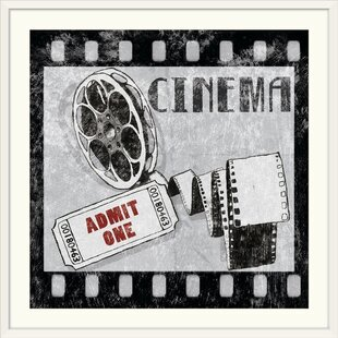 'Cinema' Graphic Art Print by Great Big Canvas