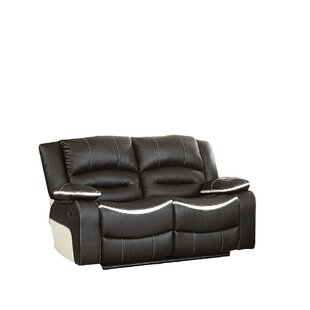 Shop Mundt Reclining Loveseat by Ebern Designs
