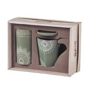 4 Piece Coffee Mug Set