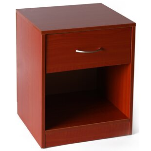 Looking for Mila 1 Drawer Nightstand by Ebern Designs