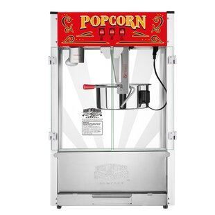 16 Oz. Midway Marvel Tabletop Popcorn Machine