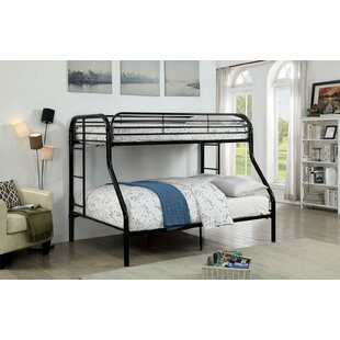 Alderete Twin over Full Bunk Bed