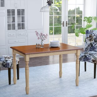 Clyde Dining Table Alcott Hill