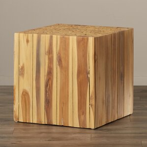 Anton End Table by Corriga..