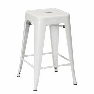 Aron 26 Metal Bar Stools (Set of 4)