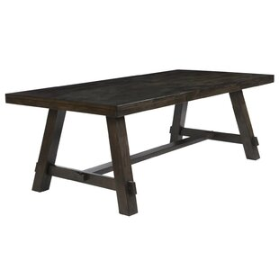 Burket Solid Wood Dining Table