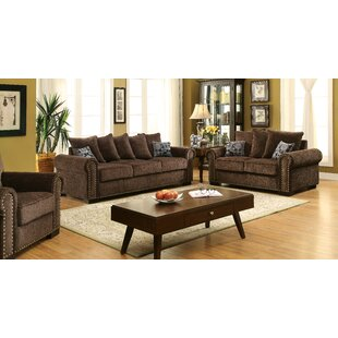 Gunilla Configurable Living Room Set by Darby Home Co
