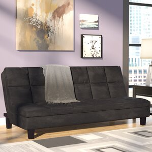 Carissa Pillow-Top Convertible Sofa by Zipcode Design
