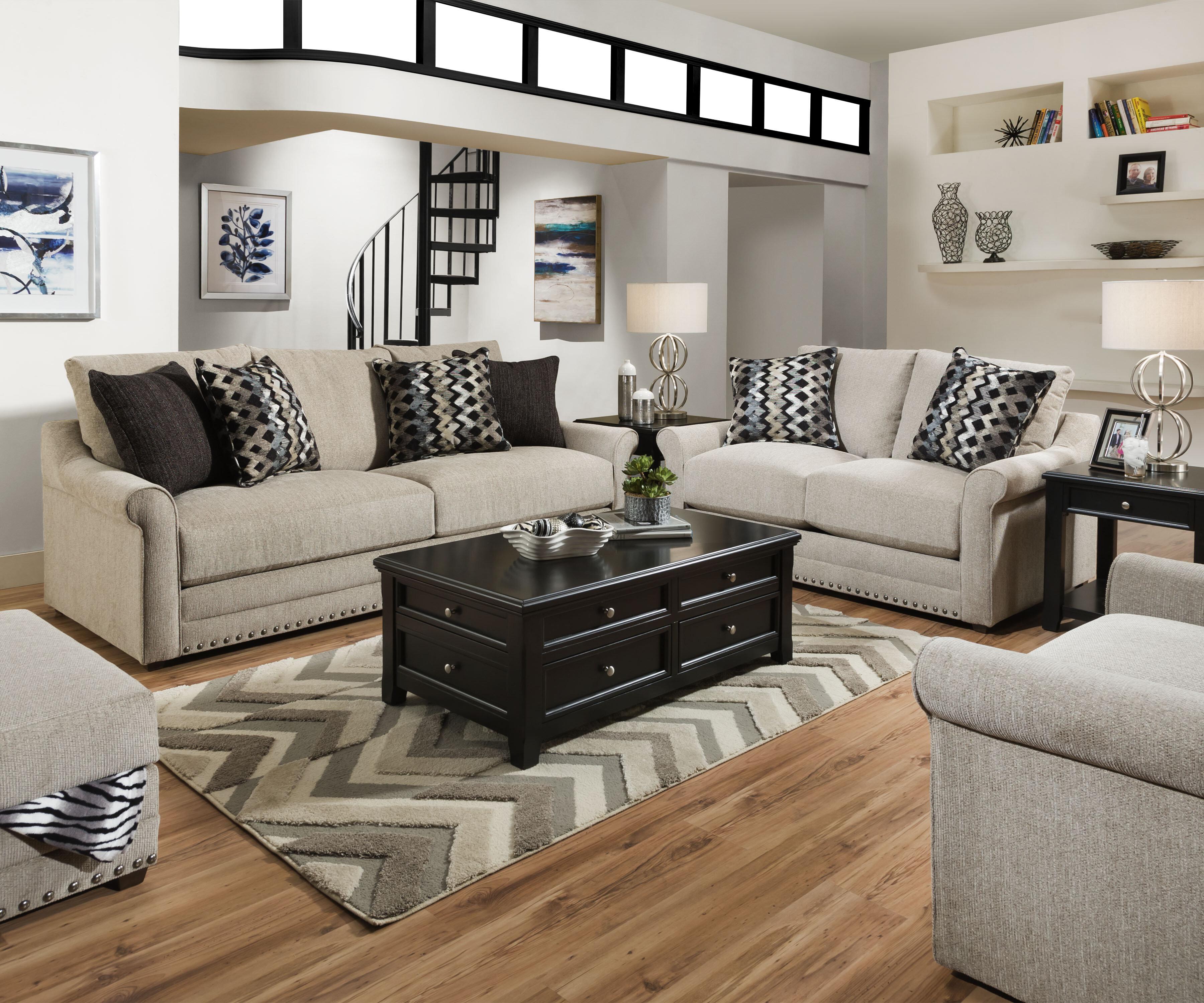 Alcott Hill® Penn Configurable Living Room Set & Reviews | Wayfair