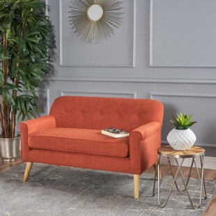 Anchill Mid Century Modern Loveseat by Turn on the Brights Looking for