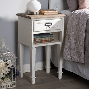 Looking for Fleurance 1 Drawer Nightstand by Lark Manor