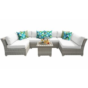 Falmouth 7 Piece Seating Group with Cushions