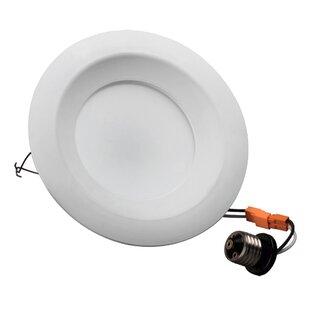Read Reviews BuilderSelects 7.5 LED Recessed Retrofit Downlight By HomeSelects International