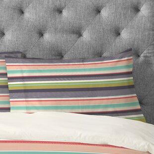 Wendy Kendall Stripe Pillow Case