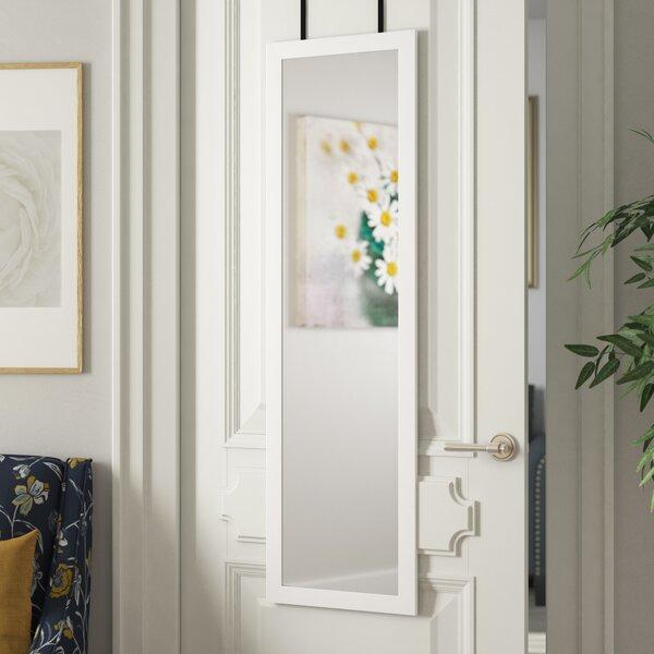 Perfect Zipcode Design Jessee Over The Door Full Length Mirror U0026 Reviews | Wayfair