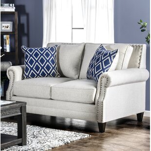 Buda Loveseat by Darby Home Co New Design