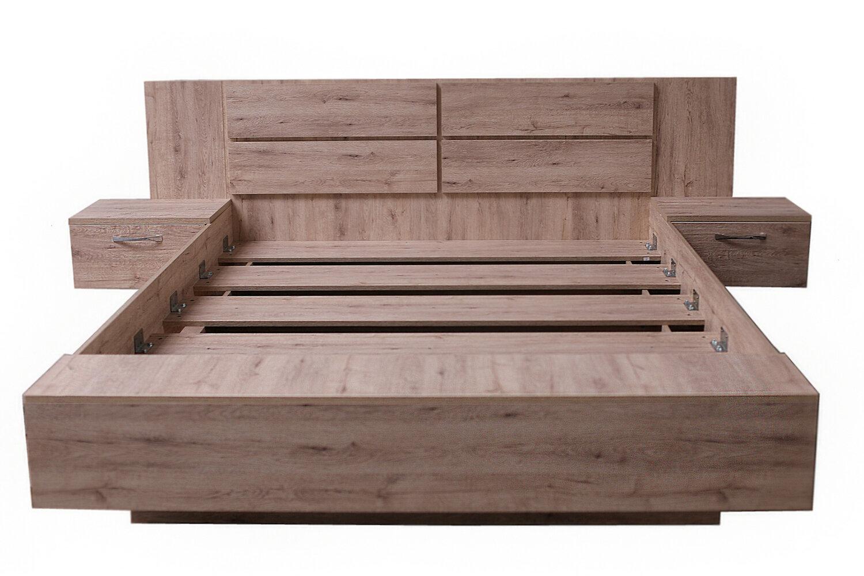 Fulford Queen Platform Bed