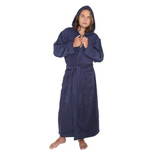 86445075ed Hendrick 100% Cotton Terry Cloth Bathrobe