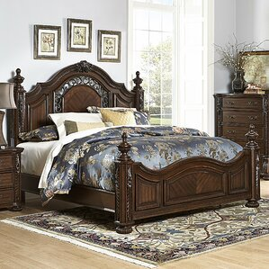 Clarens Panel Bed by Astoria Grand