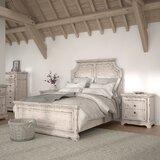 Ian 4 Piece  Bedroom Sets by Rosalind Wheeler