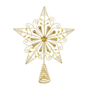 4a7d34ff455 Wire Star TreeTopper