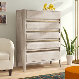 Mcchesney 5 Drawer Chest
