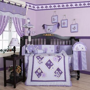 Incroyable Butterfly U0026 Insect Purple Crib Bedding Sets Youu0027ll Love In ...