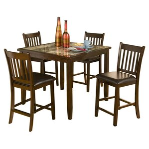 Ventura 5 Piece Pub Set by Red Barrel Studio