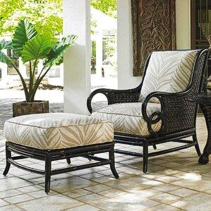 Marimba Deep Seating Chair With Cushion