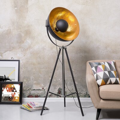 "Brayden Studio Downend 65"" Tripod Floor Lamp by Brayden Studio"