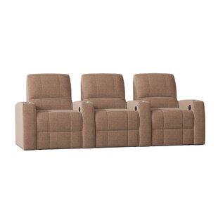 Sloane Home Theater Sofa Row of 3 by Palliser Furniture