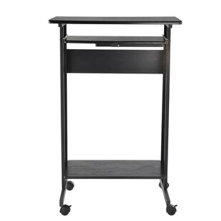 Portable Standing Desk by HomCom Sale