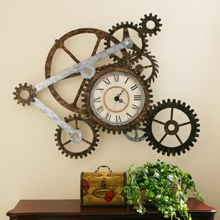 Chellis 10.5u0027u0027 Wall Clock