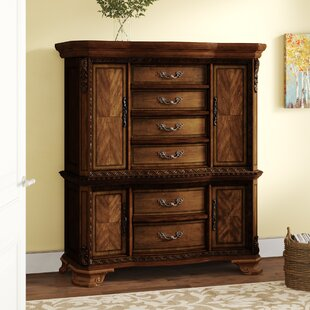 Online Reviews Brussels 6 Drawer Combo Dresser by Astoria Grand