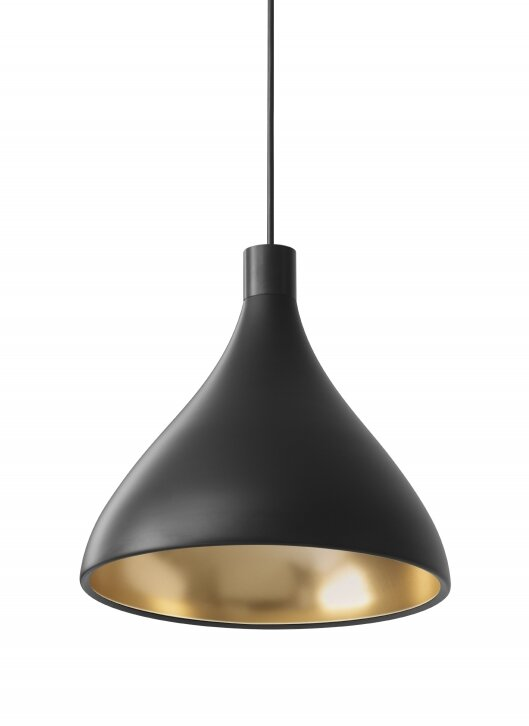 Pablo Designs Swell 1 Light Single Bell Pendant Reviews Wayfair