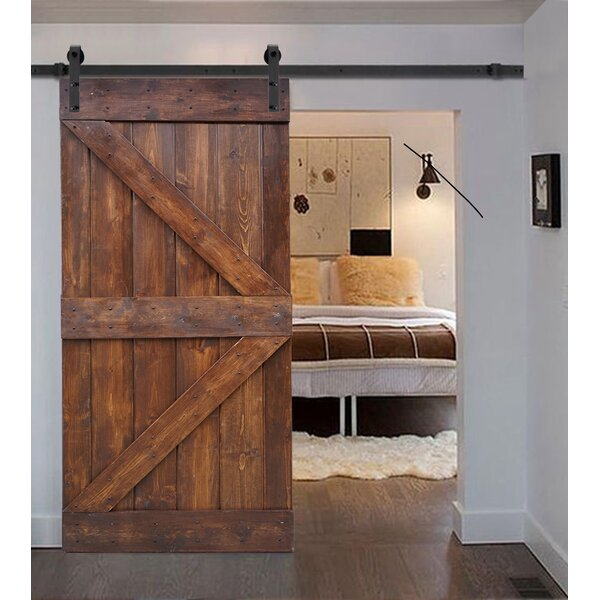 Extra Wide Barn Door Wayfair