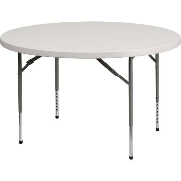 Flash Furniture 48 Round Folding Table Amp Reviews Wayfair