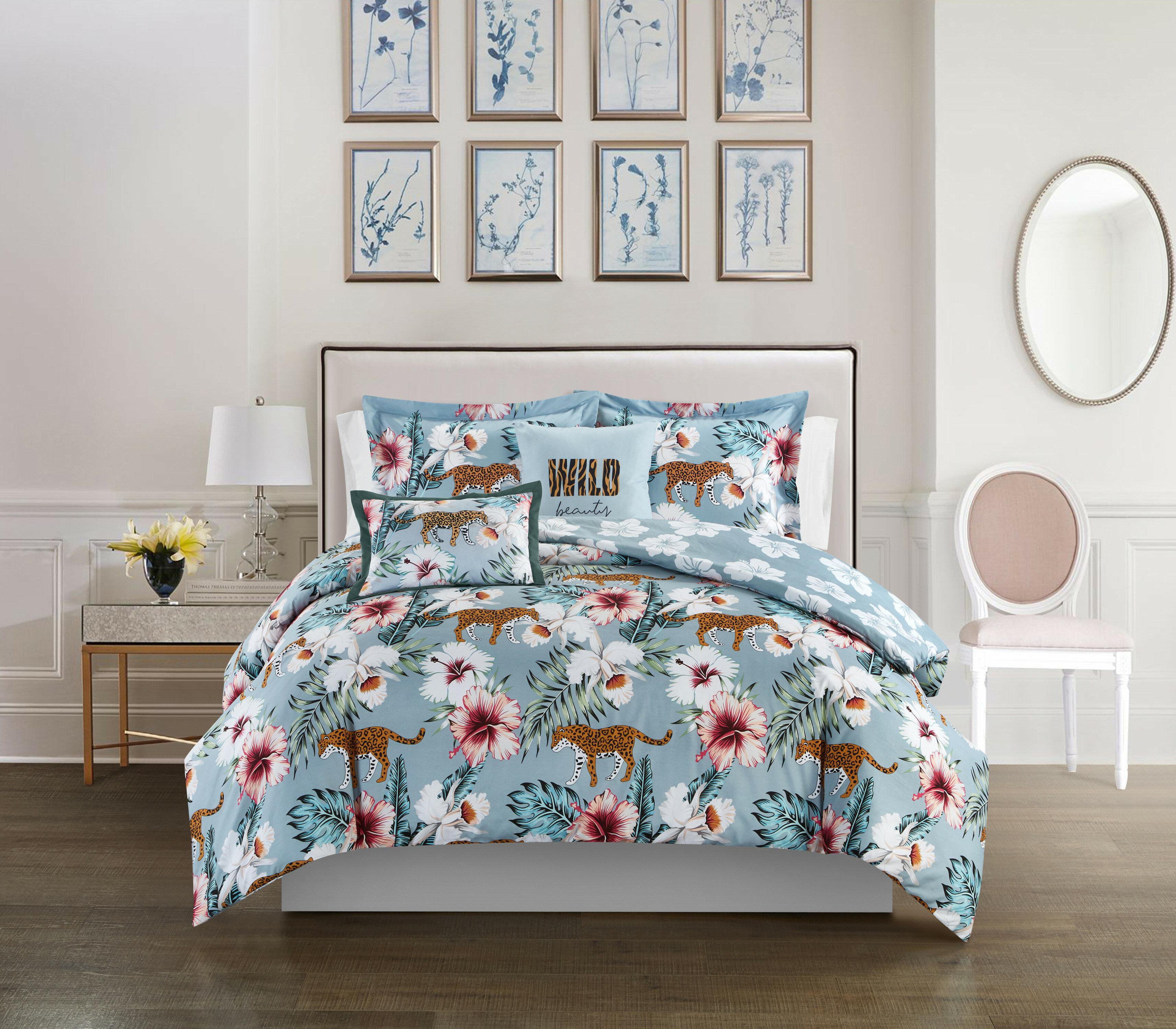 Bloomsbury Market Ubly Reversible Comforter Set Wayfair