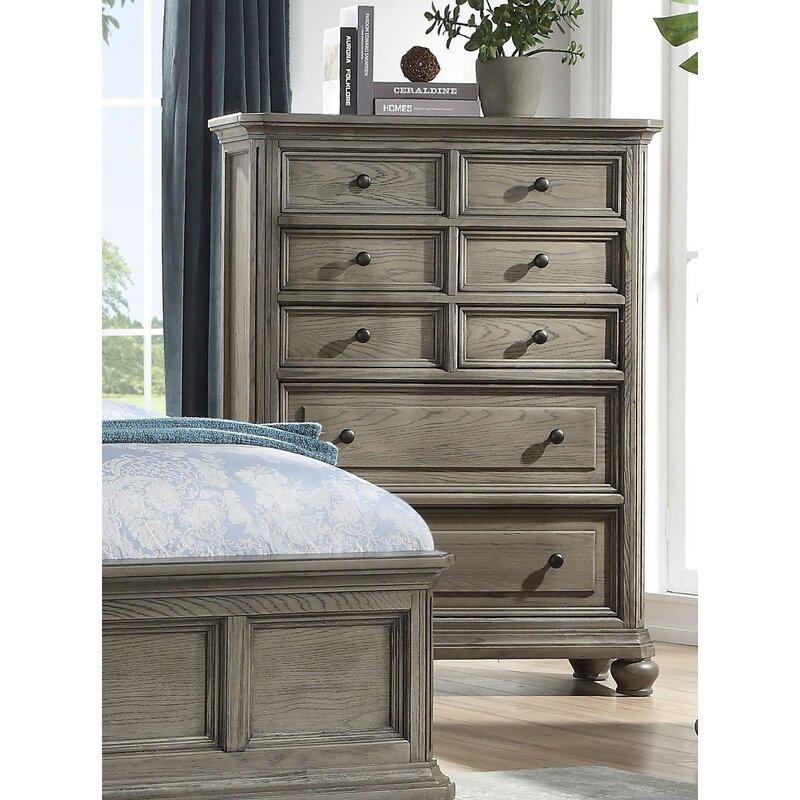 Canora Grey Tarquin Standard Configurable Bedroom Set Wayfair