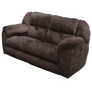 Carrington Reclining Glider Loveseat
