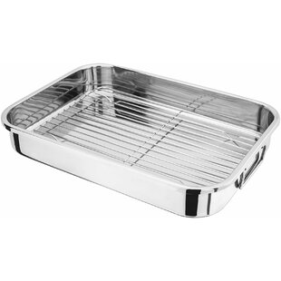 30cm Roasting Pan with Rack by Judge