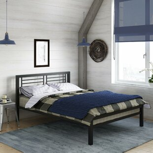 Reviews Birchanger Metal Full Platform Bed by Grovelane Teen Reviews (2019) & Buyer's Guide