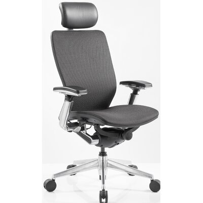 Mid Back Ergonomic Mesh Executive Chair