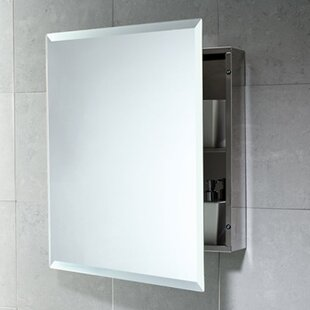 Kora 20.1 x 23.6 Surface Mounted Medicine Cabinet by Gedy by Nameeks