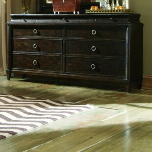 Searching for Roseville 9 Drawer Double Dresser by Canora Grey