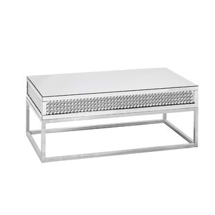Trevin Coffee Table by Everly Quinn Best Design