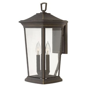 Bromley 3-Light Outdoor Wall Lantern