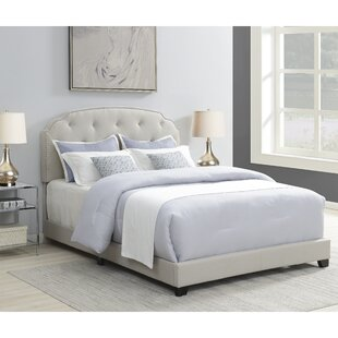 Best Elora Nailhead Trimmed Upholstered Panel Bed by Andover Mills Reviews (2019) & Buyer's Guide