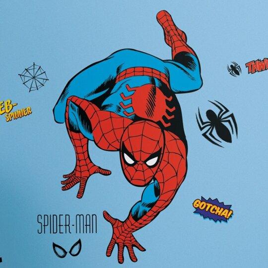 Wallhogs Marvel Comics Spiderman Classic Wall Decal & Reviews | Wayfair