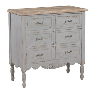 Compare prices Tyler 6 Drawer Hall Chest ByWildon Home ®